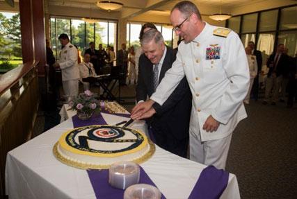 Dean's Reception JFSC 70th anniversary