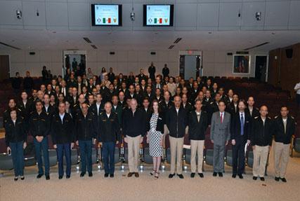 SEMAR Superior Naval Studies Center (CESNAV) and SEDENA National Defense College (CDN)