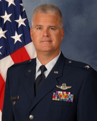 James D. Golden, USAF